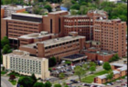 Hurley Hospital in Flint