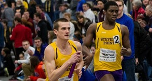 UW Stevens Point Track and Field.   Photo courtesy UWSP Athletic Dept.