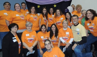 2013 Branch County Relay for Life committee