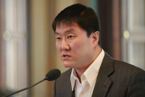 State Senator Hoon-Yung Hopgood