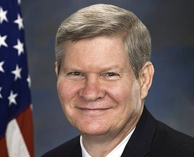 Senator Tim Johnson (D-SD) - Public domain photo