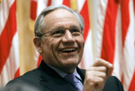 Bob Woodward, a former Washington Post reporter, discusses about the Watergate Hotel burglary and stories for the Post at the Richard Nixon