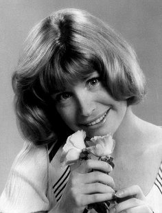 Bonnie Franklin in One Day at a Time (1976) - Public domain photo