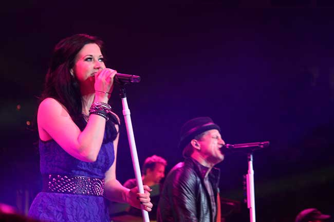 Thompson Square on 2/28/13 @ Resch Center