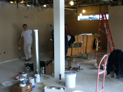 Portage County Communications Center remodeling underway