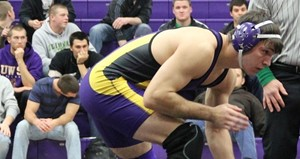 UW-Stevens Point Wrestling.  Photo courtesy of UWSP Athletic Department.