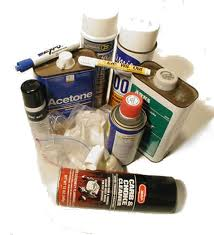 Huffing - Commonly used products that can kill when fumes are inhaled.
