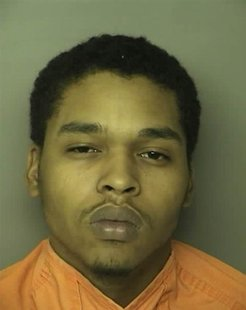 Marquis Spencer McDonald, 20, is pictured in this undated Horry County Sheriff's Office handout photo obtained by Reuters March 1, 2013. McD