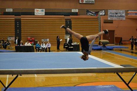 gymnastics Finals