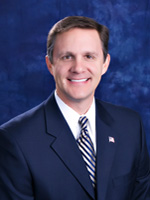 Department of Administration Secretary Mike Huebsch