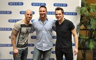WIFC visits Daughtry in Green Bay 6