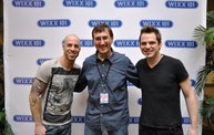 WIFC visits Daughtry in Green Bay 5