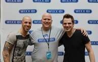 Studio 101 With Daughtry: The Meet-Greet 4