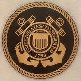 U.S. Coast Guard Symbol (courtesy of FOX 11).