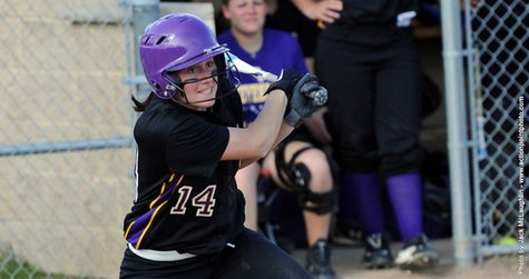 UW Stevens Point Softball.  Photo courtesy UWSP Athletic Department.