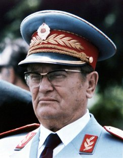 Picture shows Marshal Josip Broz Tito, late President of former Socialist Federative Republic of Yugoslavia (SFRJ)in this file 1969 photo. P