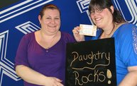 Let's Play Three Words @ Daughtry & 3 Doors Down @ The Resch :: What Did They Say? 23