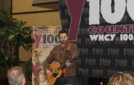 Subway Fresh Faces Presents: Randy Houser at Y100 1