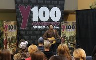 Subway Fresh Faces Presents: Randy Houser at Y100 28