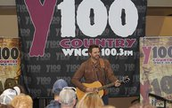Subway Fresh Faces Presents: Randy Houser at Y100 24