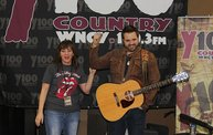 Subway Fresh Faces Presents: Randy Houser at Y100 20