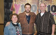 Subway Fresh Faces Presents: Randy Houser at Y100 13