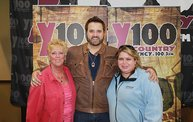 Subway Fresh Faces Presents: Randy Houser at Y100 11