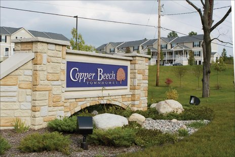 Copper Beech is located in Oshtemo Township.