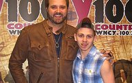 Y100 Presented Randy Houser at the Meyer Theatre on 3/7/13 6