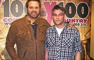 Y100 Presented Randy Houser at the Meyer Theatre on 3/7/13 3