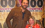 Y100 Presented Randy Houser at the Meyer Theatre on 3/7/13 2