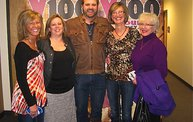 Y100 Presented Randy Houser at the Meyer Theatre on 3/7/13 29