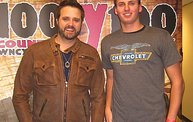 Y100 Presented Randy Houser at the Meyer Theatre on 3/7/13 20