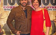 Y100 Presented Randy Houser at the Meyer Theatre on 3/7/13 18