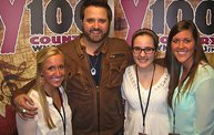 Y100 Presented Randy Houser at the Meyer Theatre on 3/7/13 16