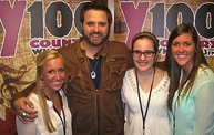 Y100 Presented Randy Houser at the Meyer Theatre on 3/7/13: Cover Image