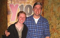 Y100 Presented Randy Houser at the Meyer Theatre on 3/7/13 15