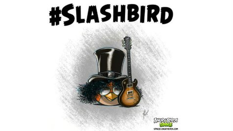 Image courtesy of Spaced.AngryBirds.com (via ABC News Radio)