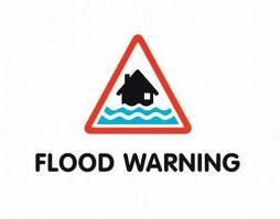 NWS issues flood warning