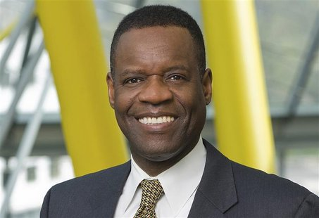 Kevyn Orr poses for a portrait in this undated handout photo courtesy of Jones Day law firm. Orr, a partner with Washington-based law firm J