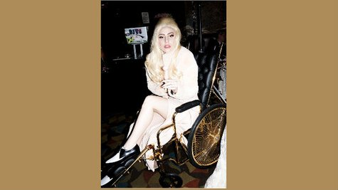 Image courtesy of Terry Richardson/LittleMonsters.com (via ABC News Radio)