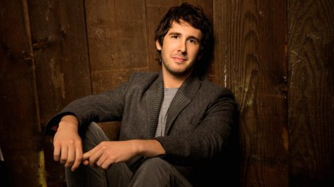 Image courtesy of Facebook.com/JoshGroban (via ABC News Radio)