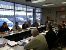 Two committees discuss Quarry Plan