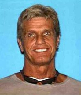 Gavin Smith, 57, a 20th Century Fox distribution executive is shown in this undated photograph released by the Los Angeles County Sheriff's