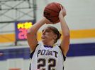 UWSP Women's Basketball Senior and D3 Central Division Player of the Year Sam Barber
