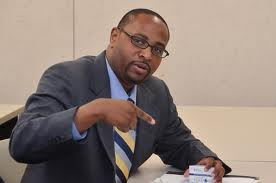 Dept. of Workforce Development Secretary Reggie Newson.  Photo courtesy MATC
