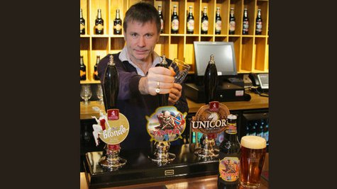 Image courtesy of Facebook.com/IronMaidenBeer (via ABC News Radio)