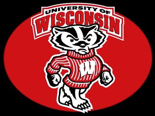 The Wisconsin Badgers