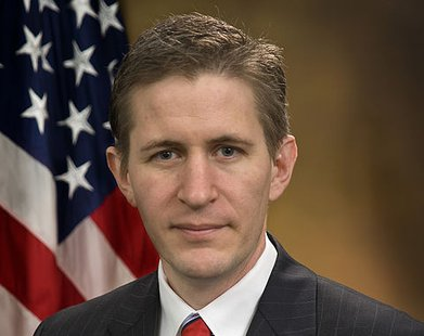 U.S. Attorney for South Dakota Brendan Johnson - Public domain photo
