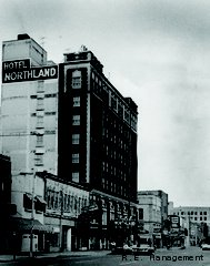 Hotel Northland. Photo courtesy: R.E. Management